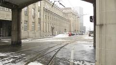 0 015 Blick zum St. Gallen Hauptbahnhof aus dem Appenzeller Bahnhof