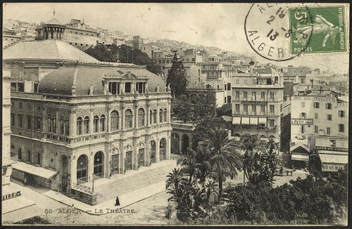 Algiers: The Theater (GRI)