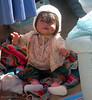 Bolivia - Sucre - Tarabuco Market - Baby