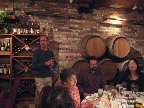 John Steinberg's Birthday Party, Kuleto's T… IMG_7861