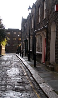 Little Green Street, London