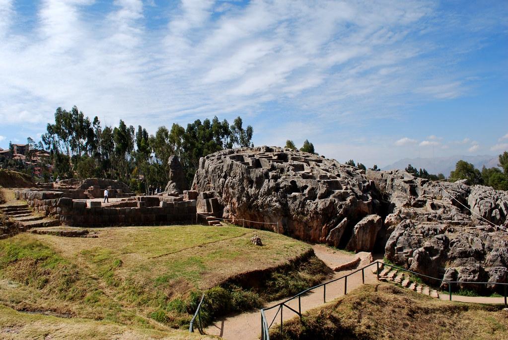 Qenqo en Cuzco