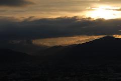 虎頭山遠眺埔里盆地