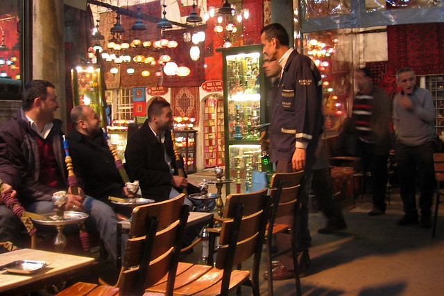 Hookah Bar Cafe Layal