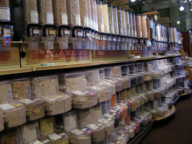 Whole Foods Bulk Chocolate Chunks Vs Package