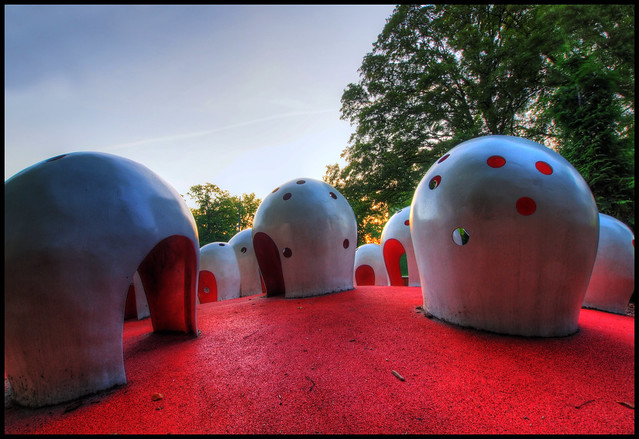 Good Morning Malmö - Playground - Lekplats Stadsbiblioteket