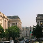 Federal Triangle: Andrew W. Mellon Auditorium