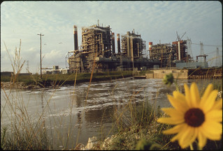 The P.H. Robinson Generating Plant, Part of Houston Lighting and Power, 07/1972