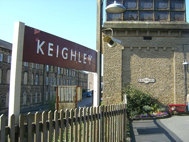 Header of Keighley