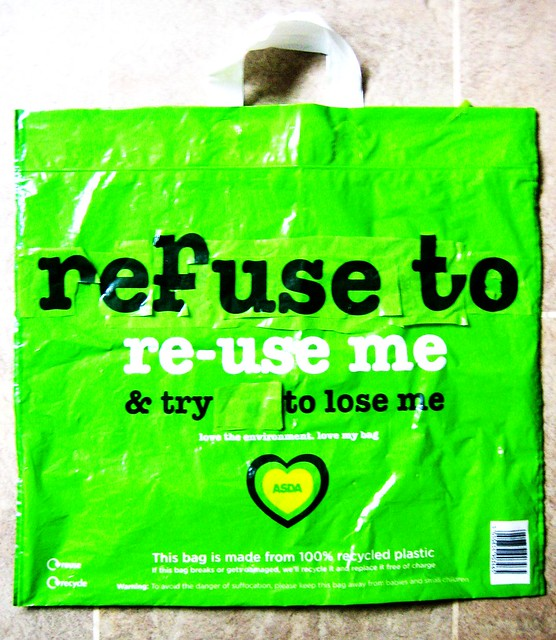 reduce reuse refuse recycle The three rs, reduce, reuse and recycle, are a huge step in the right direction  towards an environmentally friendly lifestyle, but there is more.