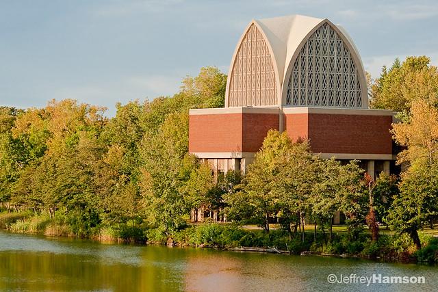 University of Rochester Interfaith Chapel