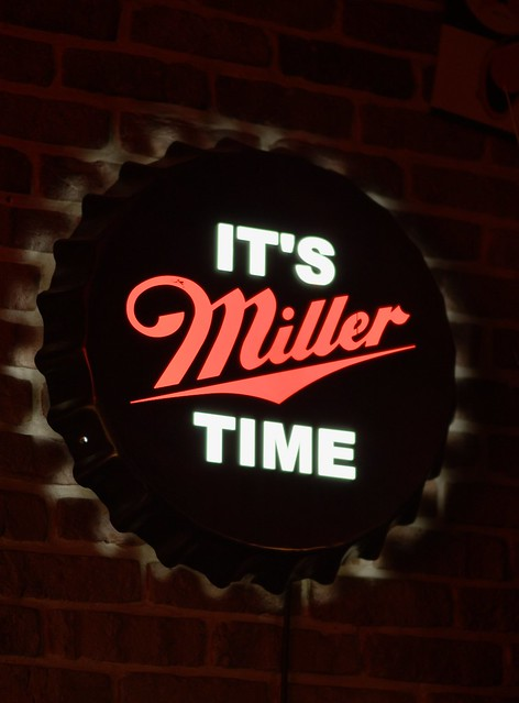 It's Miller Time. | Flickr - Photo Sharing!