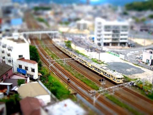 山陽本線向洋駅