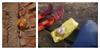 """Aschermittwoch: Sisi Krapfen Vanille: Krapfen Mikado an der Bauhof Mauer Narrenturm / mit Lotti auf einem Bankerl im Dehnepark - Bäckerei Schwarz """"aus Liebe zum Brot"""" Hütteldorferstr. 1140 Wien by hedbavny"""