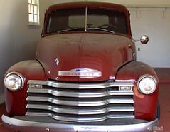 plymouth deluxe(0.0), automobile(1.0), automotive exterior(1.0), vehicle(1.0), chevrolet advance design(1.0), compact car(1.0), antique car(1.0), vintage car(1.0), land vehicle(1.0), luxury vehicle(1.0), motor vehicle(1.0),