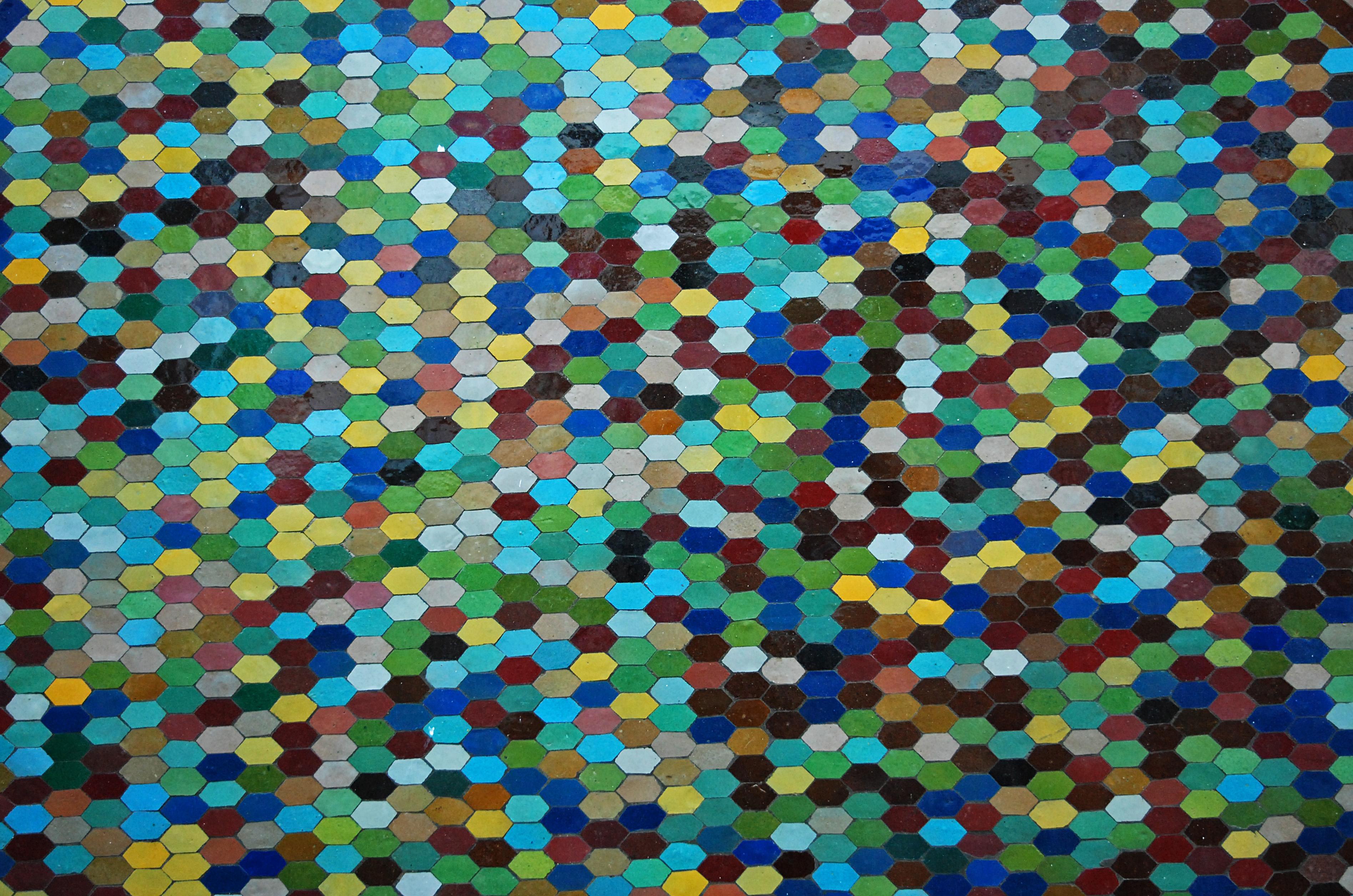 Fez Tiles Flickr Photo Sharing