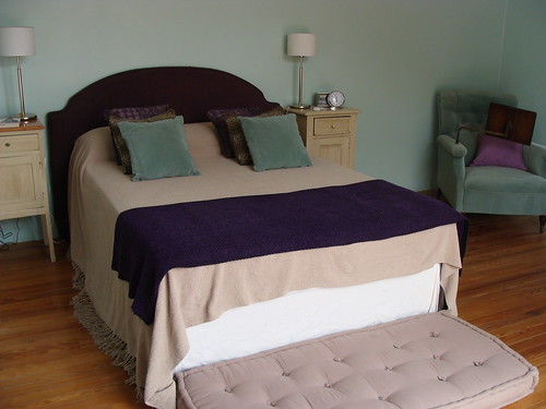 Mi trabajo dormitorio principal deco marce for Dormitorio principal m6 deco