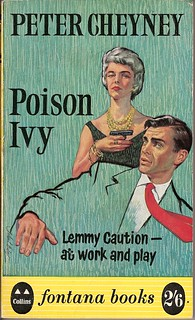 Poison Ivy - Fontana book cover
