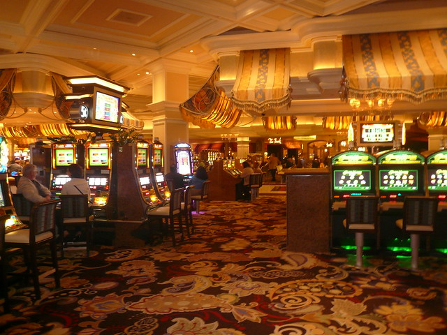 Bellagio slots machines