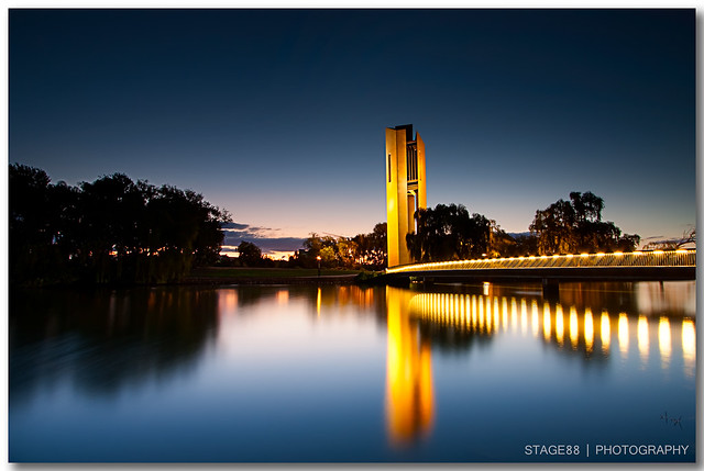 National Carillon In Canberra