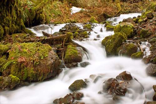 oregon digital creek canon river eos rebel perfect long exposure photographer state columbia falls gorge xsi the wahkeena golddragon rubyphotographer