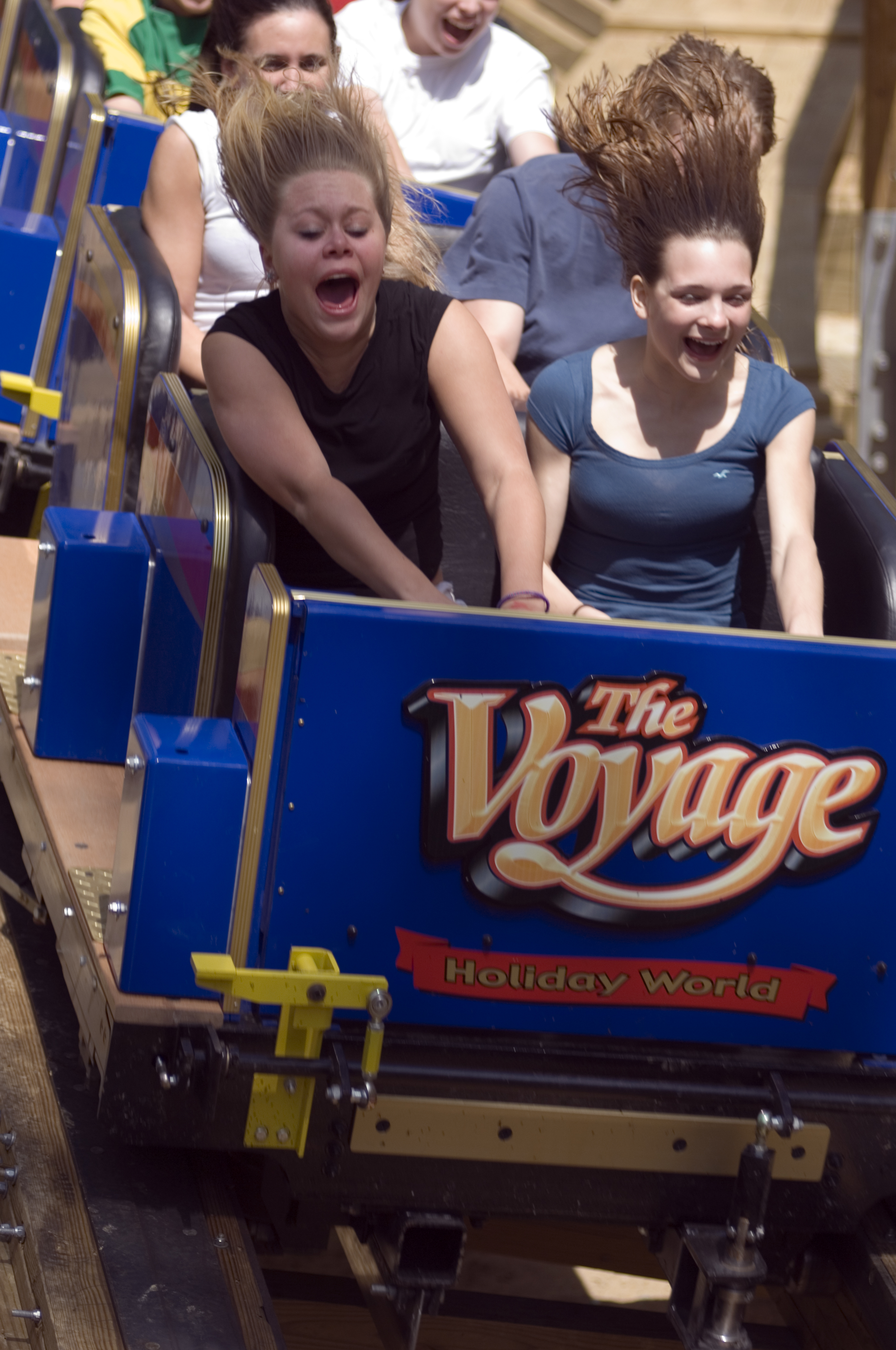 Voyage at Holiday World