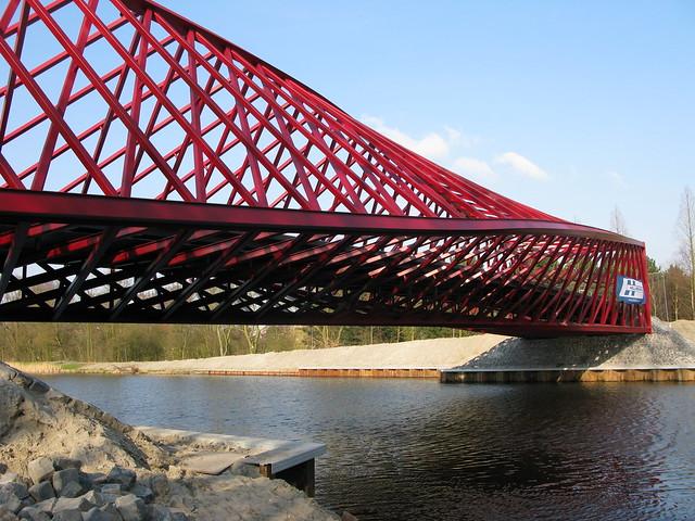 Bridge over the Vlaardingervaart