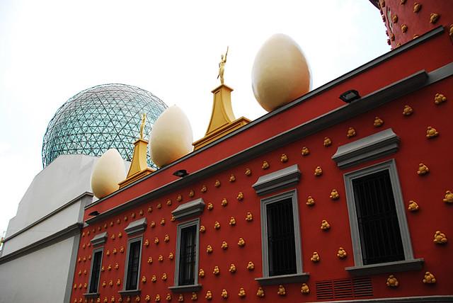 Spain / Figueres / Teatre Museu Dali