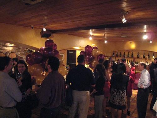 John Steinberg's Birthday Party, Kuleto's T… IMG_7823