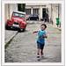 **Une dedeuche rouge qui met en joie** by LiLi S.