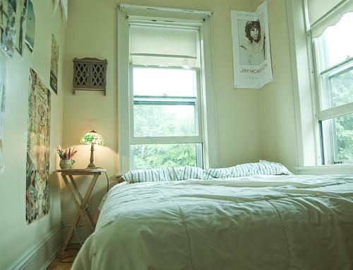 I love my room.