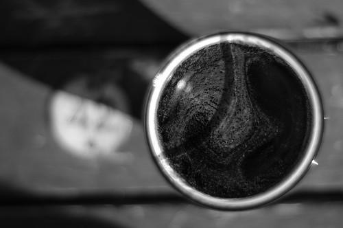 Beer break at table 42