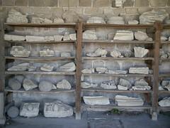 Some artifacts at Bergama