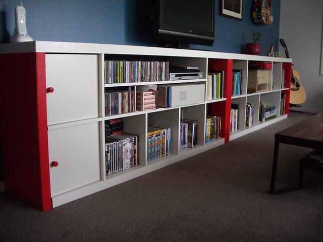 ikea expedit hack after flickr photo sharing. Black Bedroom Furniture Sets. Home Design Ideas