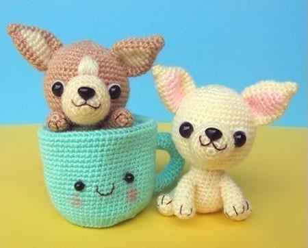 tea cup chihuahua pattern - jaravee