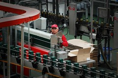 mass production, machine, industry, factory,