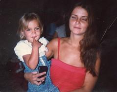 Deanna and Mom CA 1981