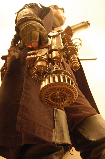 Steampunk Costume: Airship Captain | This may be one of my ...