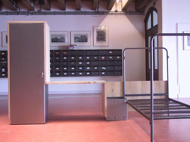 Prototype Bedbureau En Kast Voor Omnizorg Apeldoorn Flickr