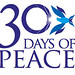 30 Days of Peace Logo