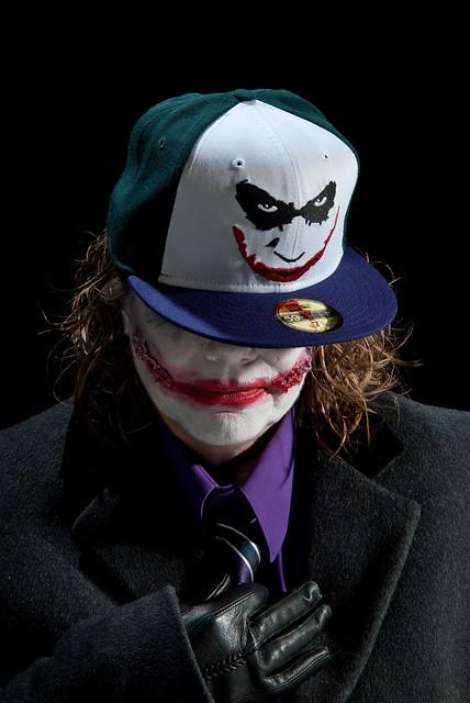 New Era Joker Flickr Photo Sharing