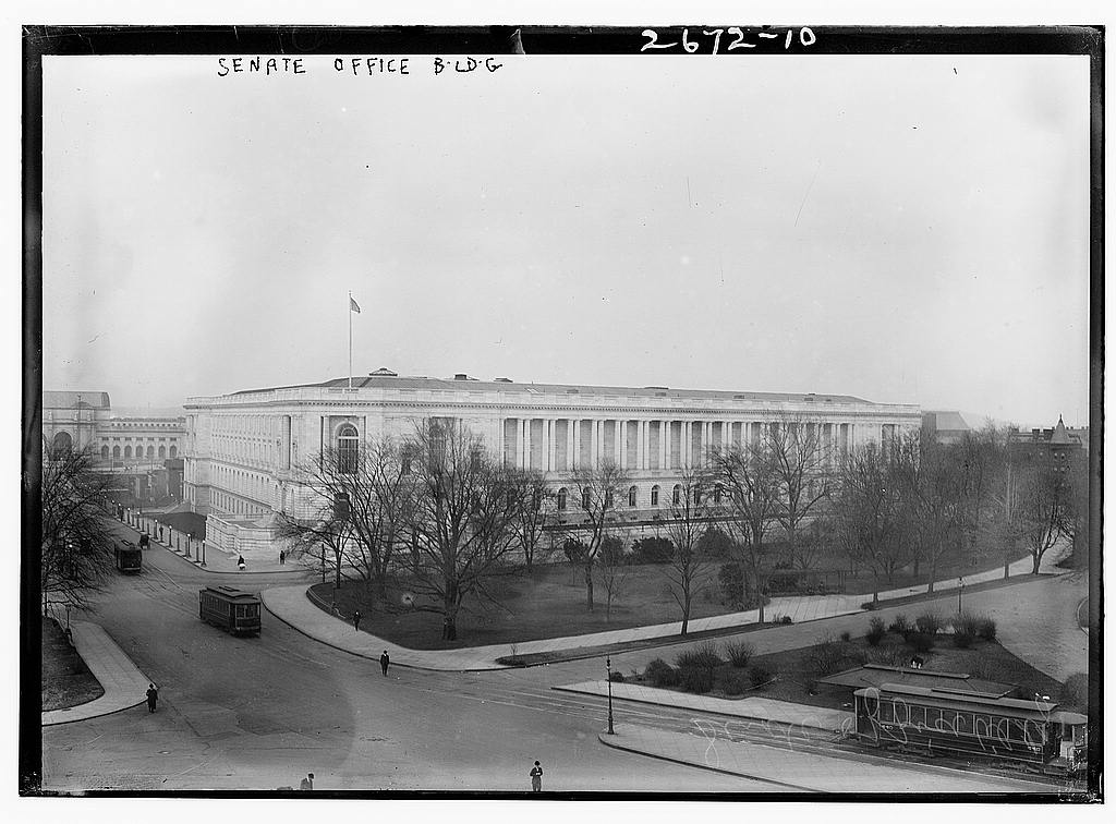 Senate Office Bldg. (LOC)