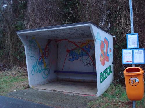 Bushaltestelle Engerode