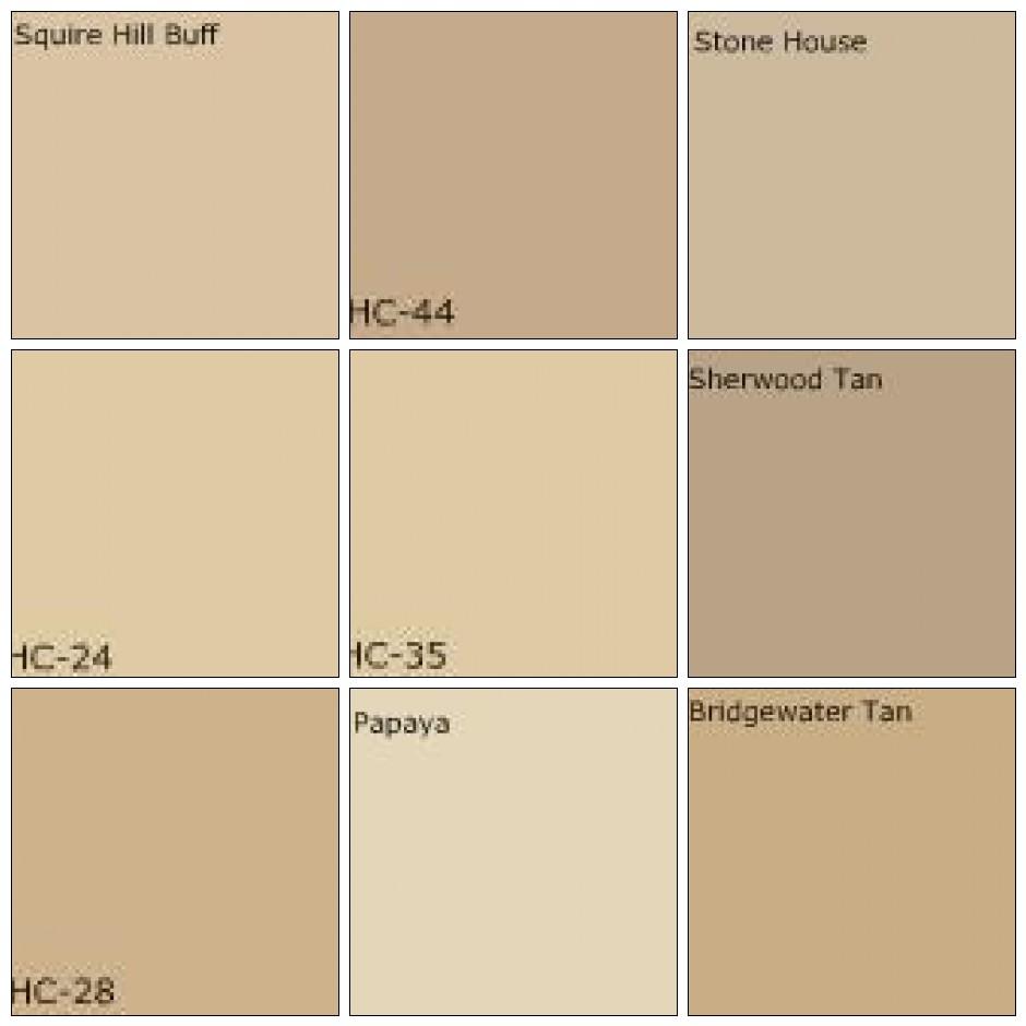 Beige tan paint designers 39 favorite colors a photo on for Beautiful beige paint colors