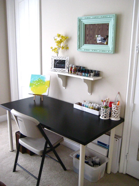 Creative Space Makeover