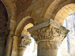 2005.06 AQUITAINE - Abbaye de Sauve Majeure