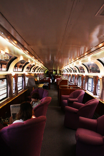 Amtrak Parlour Car