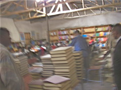 some of the books  delivered for the library(Dec.2008)