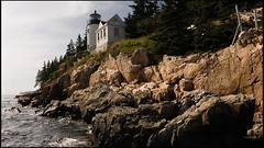 Faro de Bass Harbor