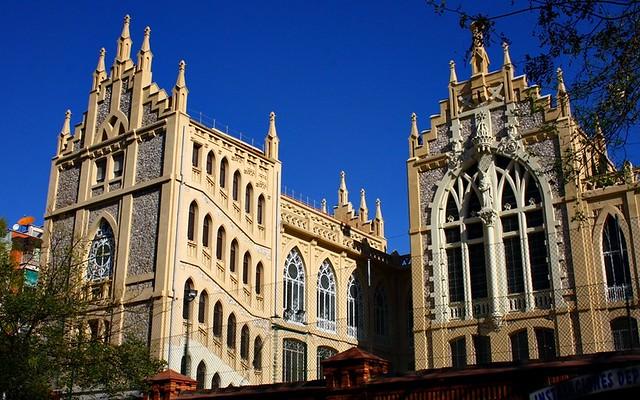 Colegio del pilar 1916 calle ayala madrid flickr - Colegio escolapias madrid ...